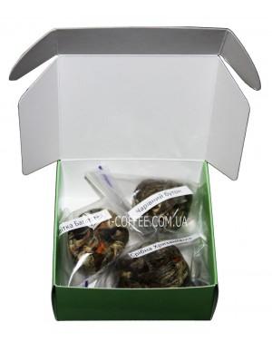 Набор вязаного чая Сюрприз T-COFFEE фото