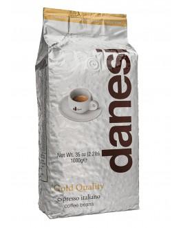 Кофе DANESI Gold Quality зерновой 1 кг (8000135030004)