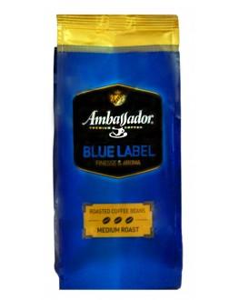 Кофе AMBASSADOR Blue Label зерновой 250 г (7612654000270)