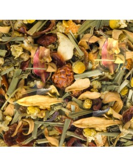Альпийский Луг травяной чай Країна Чаювання 100 г ф/п