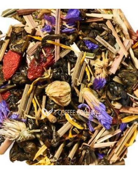 Древнекитайский Чай зеленый ароматизированный чай Країна Чаювання 100 г ф/п