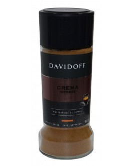 Кофе DAVIDOFF Crema Intense растворимый 90 г ст. б. (4046234972986)