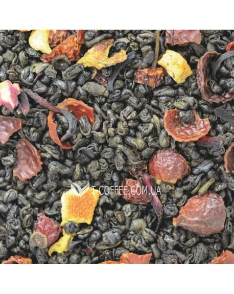 Чай Императора зеленый ароматизированный чай Світ чаю