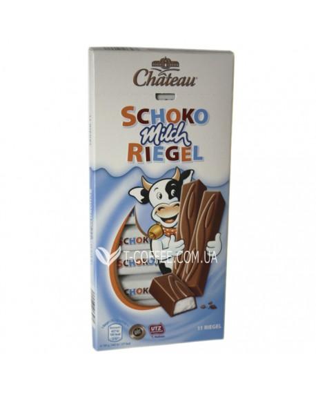 Шоколад Chateau SCHOKO MILCH RIEGEL 200 г