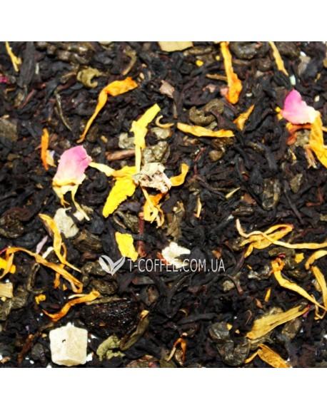Мартиник купаж зеленого и черного чая Країна Чаювання
