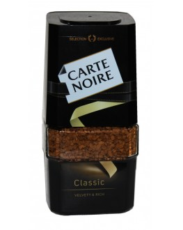 Кава CARTE NOIRE Classic Velvety & Rich розчинна 95 г скл. б. (8714599107966)