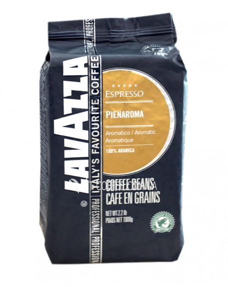 Кофе Lavazza Pienaroma 1 кг зерновой