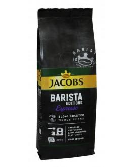 Кофе JACOBS Barista Editions Espresso зерновой 200 г