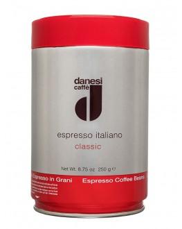 Кофе DANESI Classic зерновой 250 г ж/б (8000135013977)