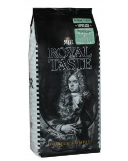 Кофе ROYAL TASTE Espresso зерновой 1 кг (7111863377604)