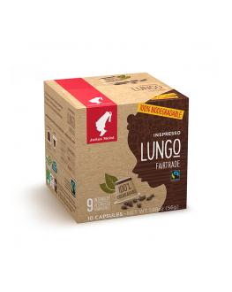 Кава JULIUS MEINL Inspresso Lungo Fairtrade в капсулах 10 x 5,6 г