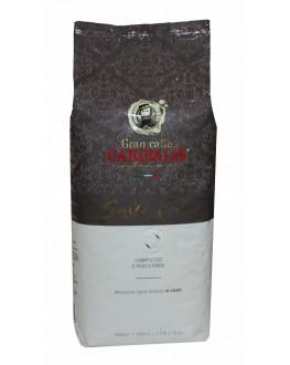 Кава GARIBALDI Gusto Oro зернова 1 кг (8003012008059)