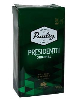 Кава PAULIG Presidentti Original мелена 500 г (6418474020013)