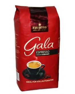 Кава EDUSCHO Gala Espresso зернова 1 кг (4006067907456)