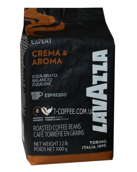 Кофе Lavazza Expert Crema e Aroma Espresso 1 кг зерновой (800070029644)