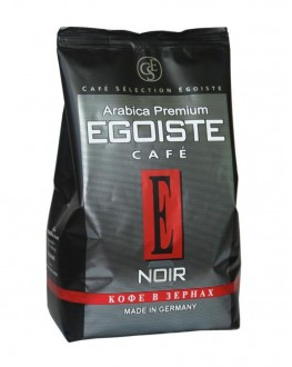 Кава EGOISTE Noir зернова 500 г (4260283250134)