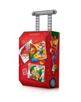 Новорічний подарунок ROSHEN №15 Новорічна Валіза 2022 648 г (4823077635281)