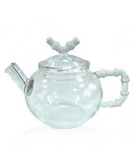Чайник скляний Водоспад термо 900 мл