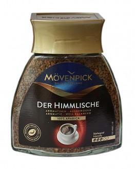 Кава MOVENPICK Der Himmlische розчинна 100 г скл. б. (4006581017693)