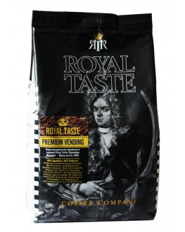 Кофе ROYAL TASTE Premium Vending зерновой 500 г (8719324106092)