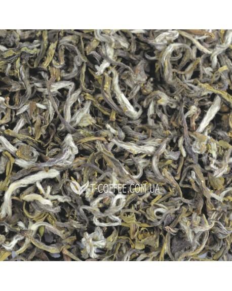 Белая Жасминовая Обезьяна зеленый элитный чай Країна Чаювання 100 г ф/п