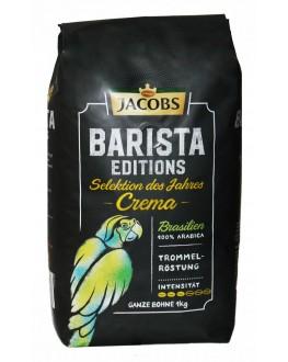 Кофе JACOBS Barista Editions Selektion Des Jahres Crema зерновой 1 кг (8711000859827)