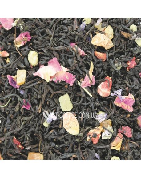 Феерия черный ароматизированный чай Світ чаю