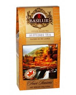 Чай BASILUR Autumn Tea Осінній - Пори Року 100 г к/п (4792252915503)
