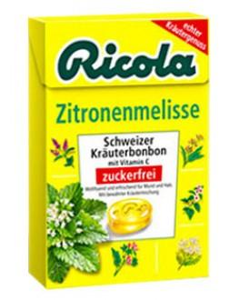 Леденцы RICOLA Zitronnenmelisse Мелисса 50 г (7610700946053)