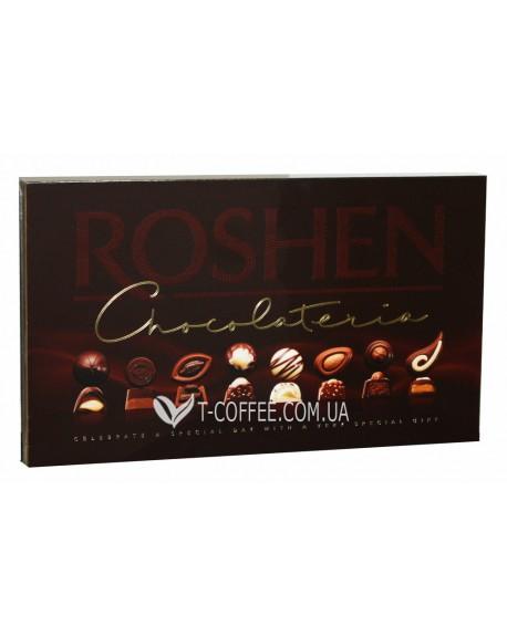 Конфеты Roshen Chocolateria 194 г в коробке (4823077624285)