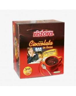 Гарячий шоколад RISTORA Cioccolata Per Bar 50 x 25 г