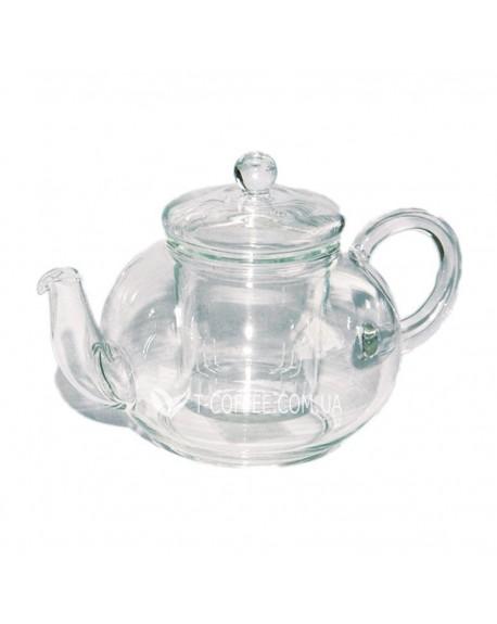 Чайник стеклянный Лагуна 800 мл