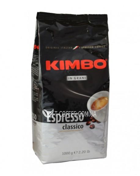 Кофе KIMBO Espresso Classico зерновой 1 кг