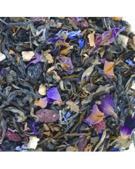 Волшебница зеленый ароматизированный чай Світ чаю
