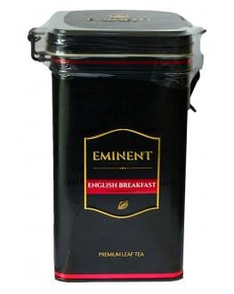 Чай EMINENT English Breakfast Англійський Сніданок 200 г ж/б