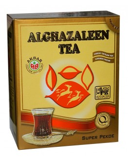 Чай AKBAR Do Ghazal Tea Super Pekoe 450 г к/п (4796015725194)