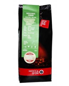 Кава MOCCA D`OR Santos Brasil Cerrado зернова 1 кг (8715579008839)
