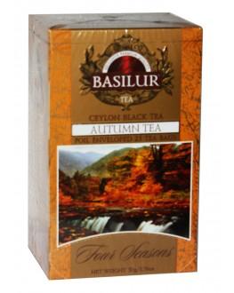 Чай BASILUR Autumn Tea Осінній - Пори Року 25 х 2 г (4792252915756)