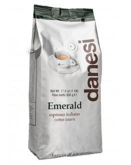Кофе DANESI Emerald зерновой 500 г (8000135626269)