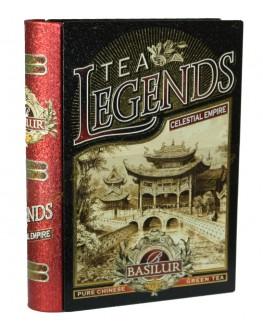 Чай BASILUR Celestial Empire Піднебесна Імперія - Чайні Легенди 100 г ж/б (4792252923942)