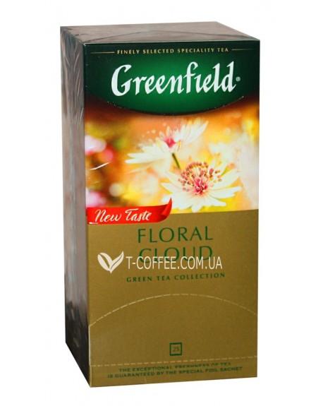 Чай Greenfield Floral Cloud Оолонг Бузина Абрикос 25 х 1,5 г (4823096805887)