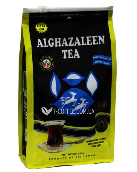 Чай AKBAR Do Ghazal Super Ceylon Earl Grey Tea 200 г эконом. пак. (4796015722704)