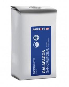 Кофе ДОМ КОФЕ Galapagos San Cristobal зерновой 200 г (2000000127606)