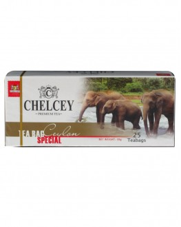 Чай CHELCEY Ceylon Special Цейлонский Особый 25 х 2 г (4791052621935)