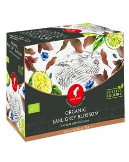 Чай JULIUS MEINL Bio Earl Grey Blue Blossom Ерл Грей Блакитна Квітка 20 x 4 г (9000403832483)
