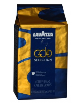 Кава LAVAZZA Espresso Gold Selection зернова 1 кг (8000070043206)