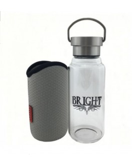 Бутылка Bright для напитков стеклянная 450 мл (6970024360944)