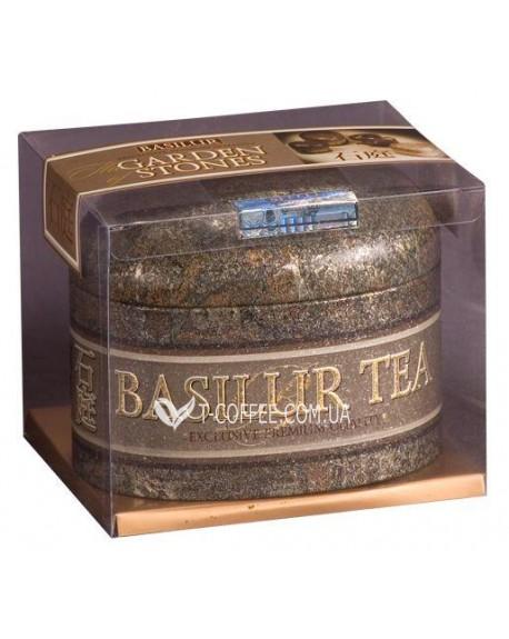 Чай BASILUR Ceylon Цейлонский - Сад Камней 100 г ж/б