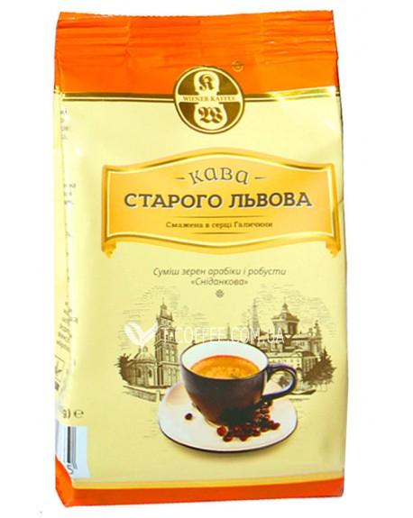Кофе Кава Старого Львова Сніданкова молотый 100 г (4820000371285)