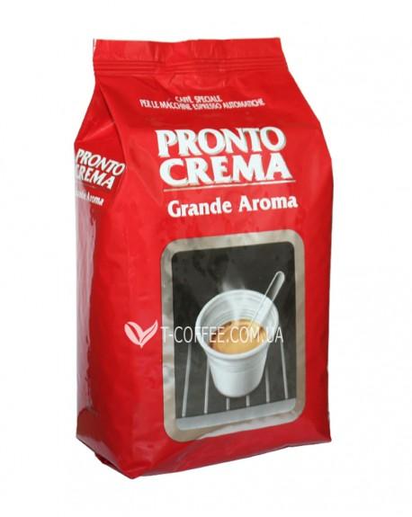 Кофе Lavazza Pronto Crema Grande Aroma зерновой 1 кг (8000070078215)